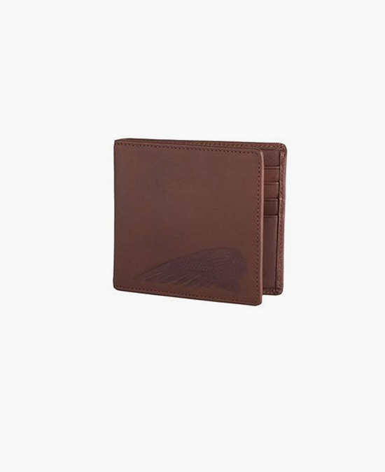 Indian Slim Clip Wallet/бумажник кожаный