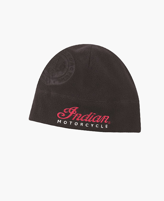 Indian Icon Fleece Beanie/шапочка