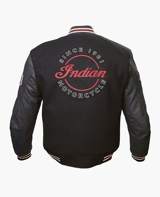 Indian Varsity Jacket/куртка