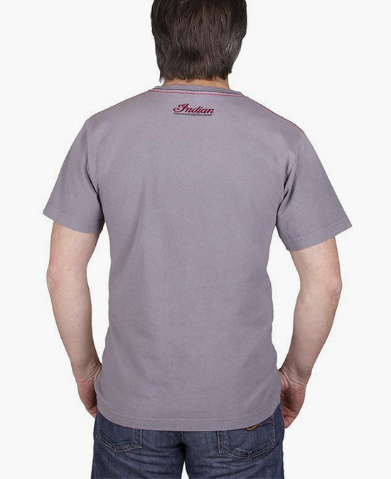 Indian Scout Script Tee