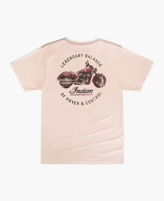 Indian Scout Legendary Tee