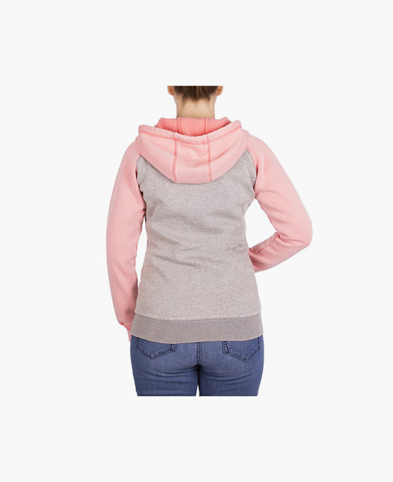 Indian Ladies V-neck Raglan Hoodie/толстовка