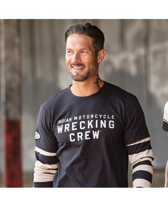 Indian Wrecking Crew L/S Tee/футболка