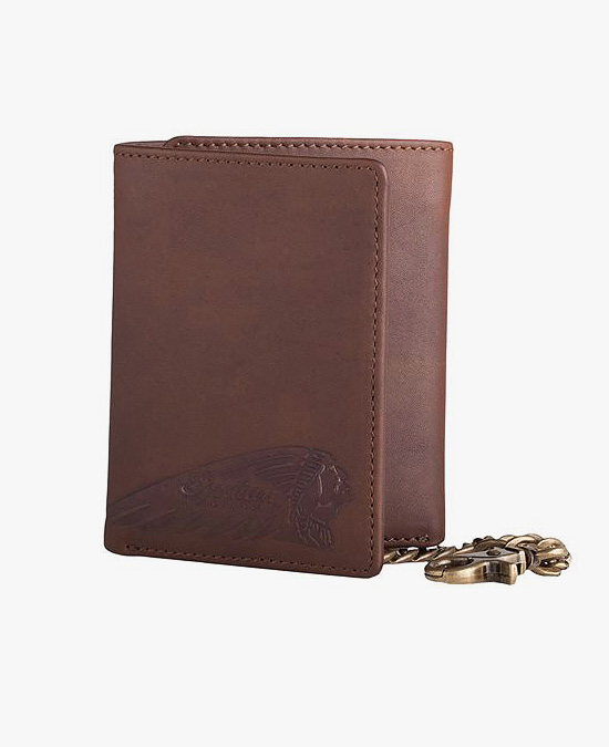 Indian Biker Chain Wallet