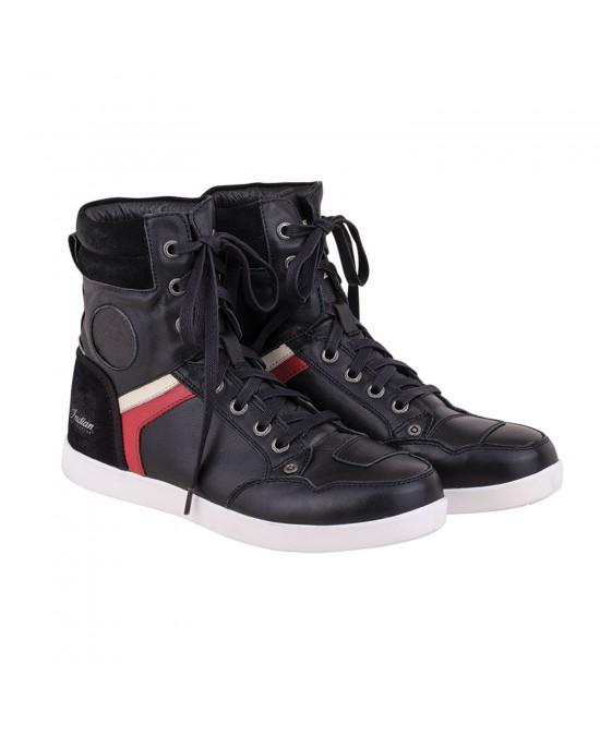 Indian Sneaker/Кеды мужские кожаные
