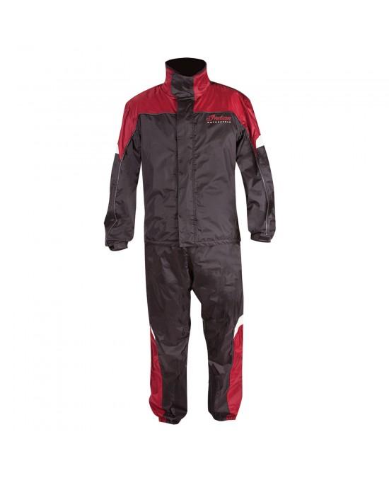 Indian Color Block Unisex Rainsuit/костюм водонепроницаемый