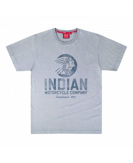 Indian IMC Circle Icon Tee
