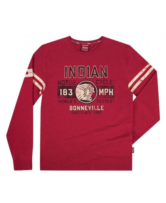 Indian 183MPH LS Tee/футболка