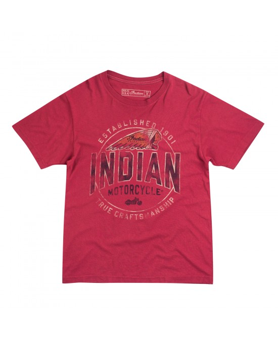 Indian IMC Craftsmanship Tee/футболка