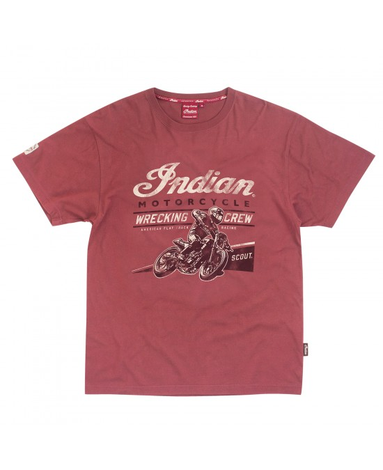 Indian Wrecking Crew Tee/футболка