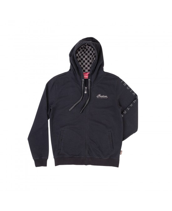Indian Checkered Hoodie/толстовка