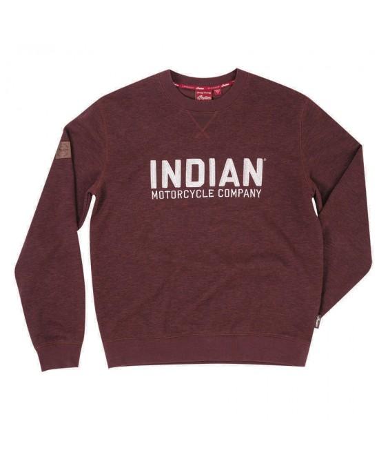 Indian Block Logo Sweat