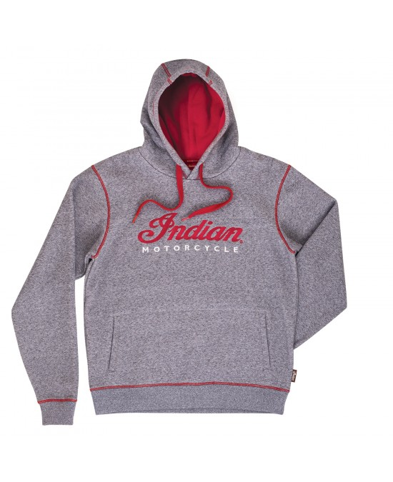 Indian Logo Hoodie/толстовка
