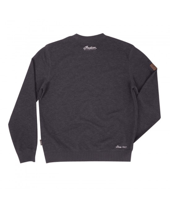 Indian Charcoal Logo Sweat