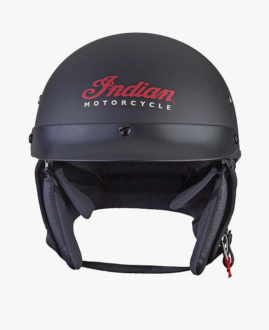 Indian Half Helmet 2