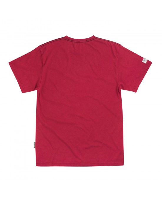 Indian Red Logo T-shirt
