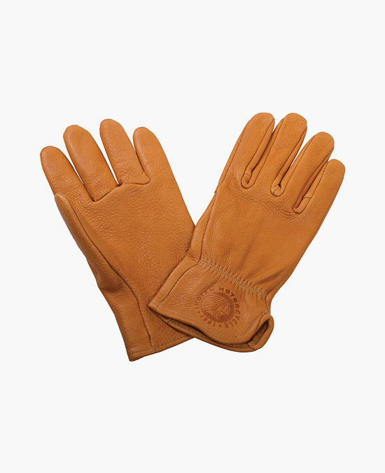Indian Deerskin Gloves/перчатки