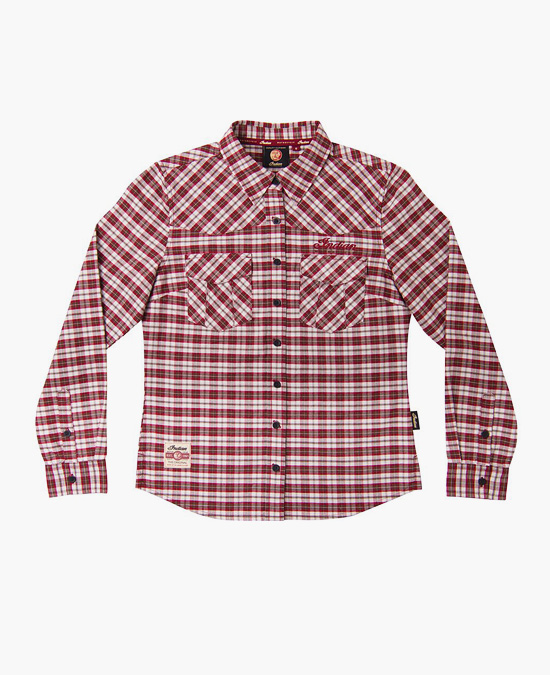 Indian IMC Plaid Shirt/рубашка