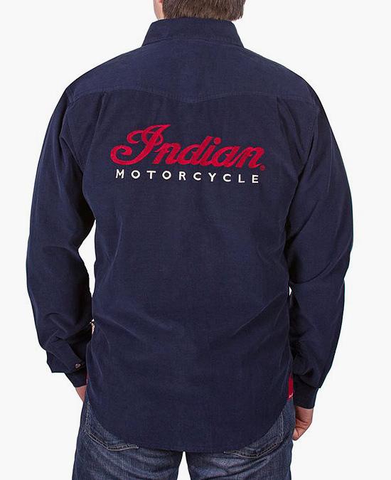 Indian Pincord Shirt