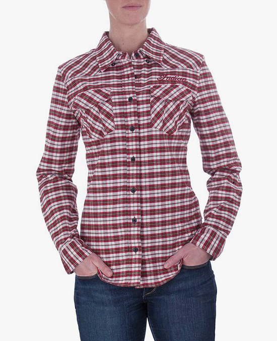 Indian IMC Plaid Shirt