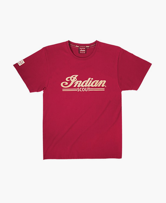 Indian Scout Logo T-shirt/футболка
