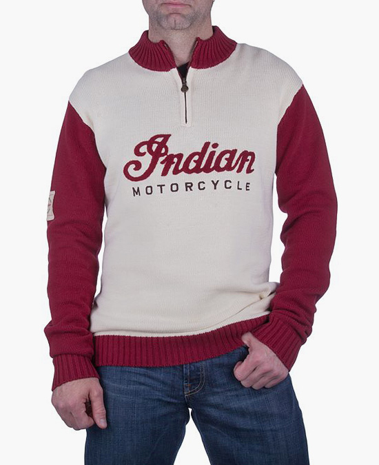 Indian Race Knit