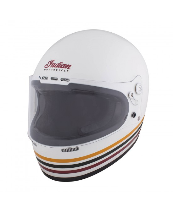 Indian Retro Full Face Helmet