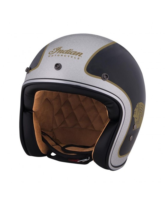 Indian Two Tone Open Face Helmet