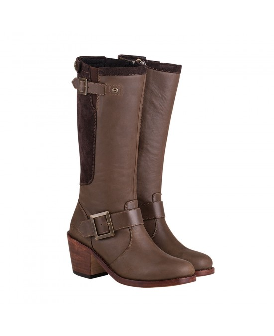 Indian Ladies Tall Engineer Boots