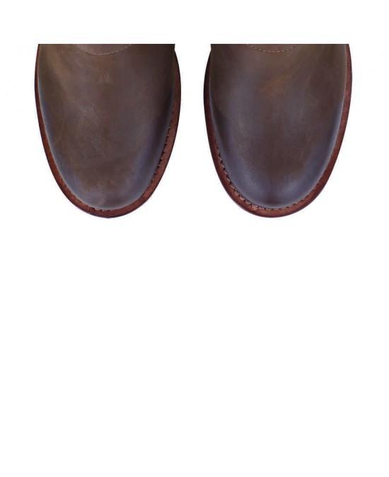 Indian Ladies Tall Engineer Boots/Ботинки женские кожаные
