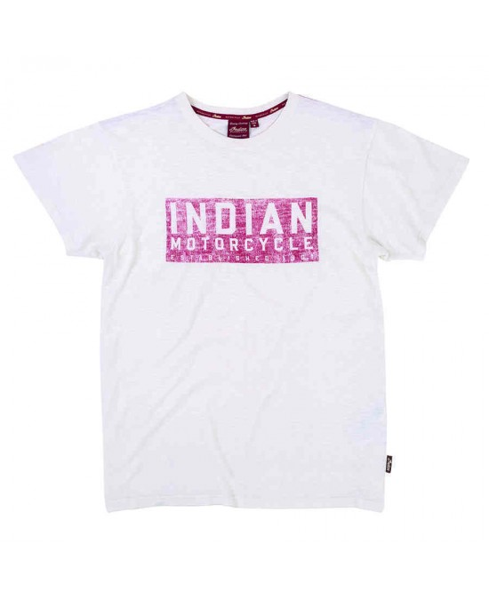 Indian Block Tee/футболка