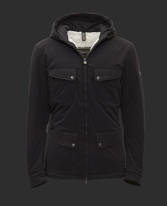 Matchless Nettleton Jacket with Hood Man