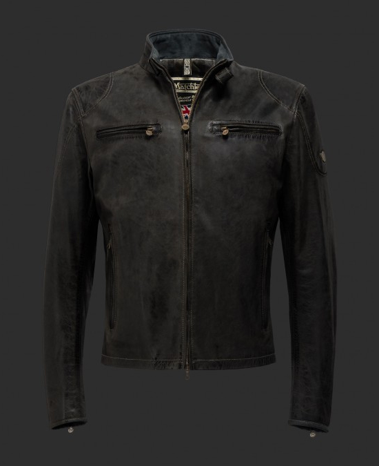 Matchless Osborne Limited Edition Blouson Man/ Куртка мужская кожаная