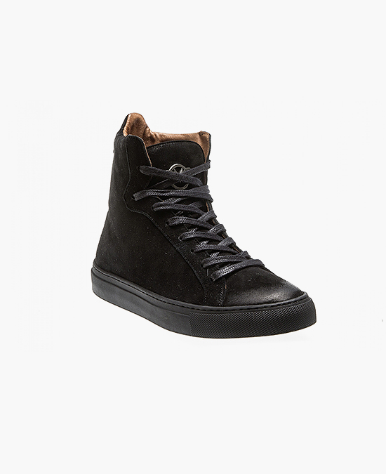 Matchless Lewis High Lady Shoes/Кеды женские кожаные