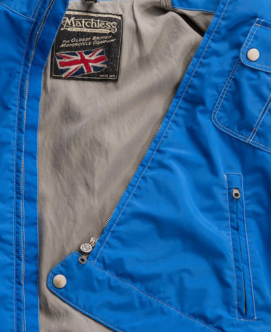 Matchless Paddington Rebel Blouson Man