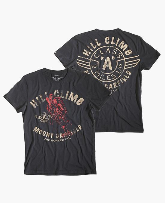 ROKKER Hill Climb T-shirt/футболка мужская