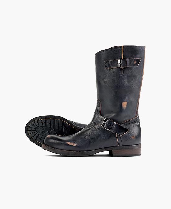 "Rokker Cruiser Boots 13.5"""