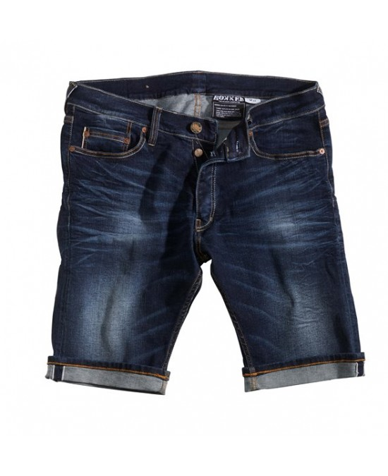 ROKKER Denim Shorts Washed