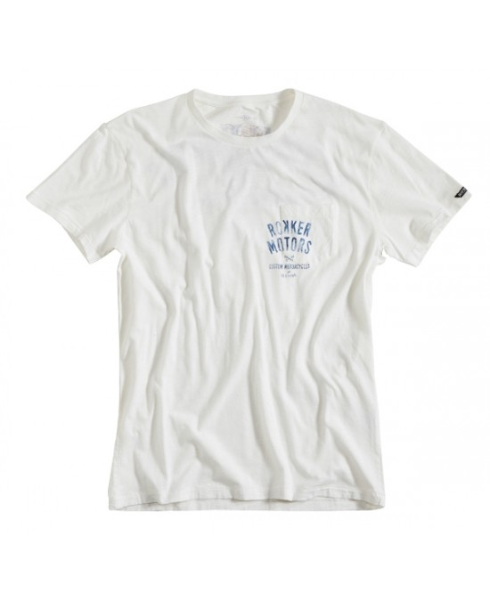 ROKKER Rokker Motors T-shirt