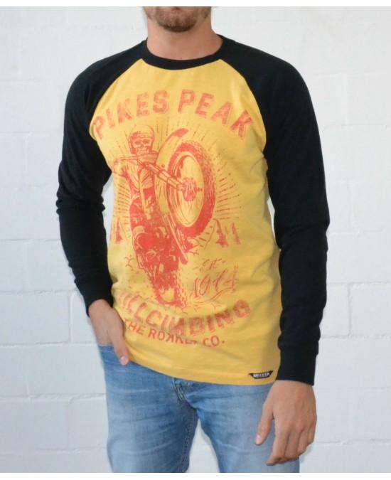 ROKKER Pikes Peak L/S T-shirt