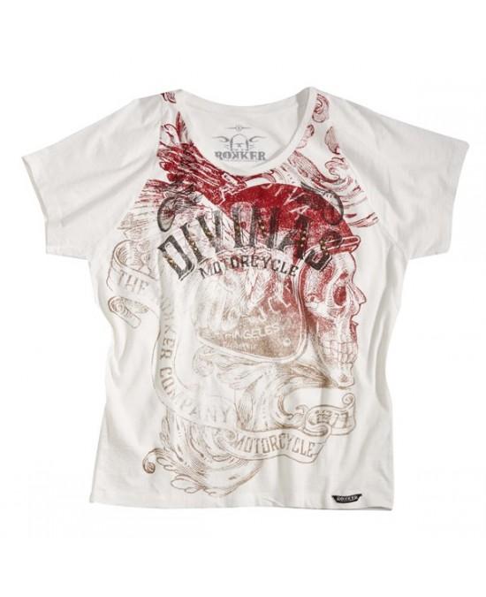 ROKKER Divinas T-Shirt Women/футболка женская