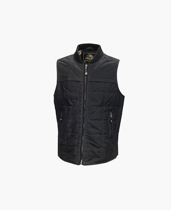 ROLAND SANDS Ringo Textile Vest/жилет мужской