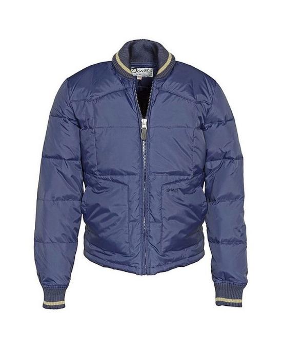 Schott Nylon Goose Down Roper's Jacket