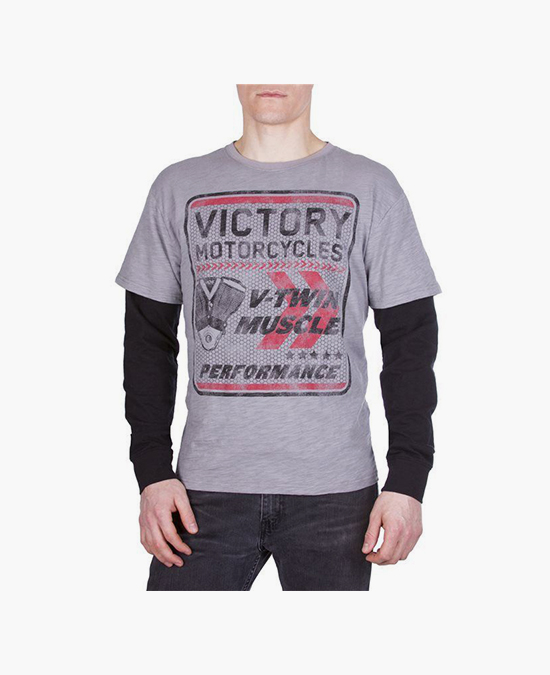 Victory V-twin 2-in-1 Tee