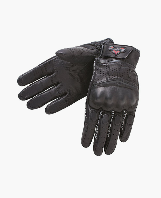 Victory Leather Graphic Gloves