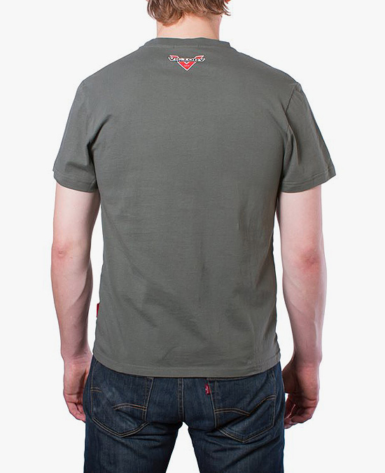 Victory Logo T-shirt khaki/футболка