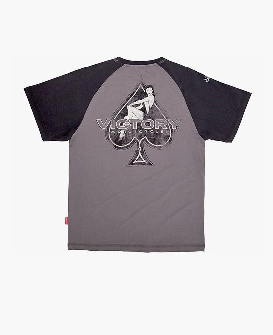 Victory Ace Raglan T-shirt