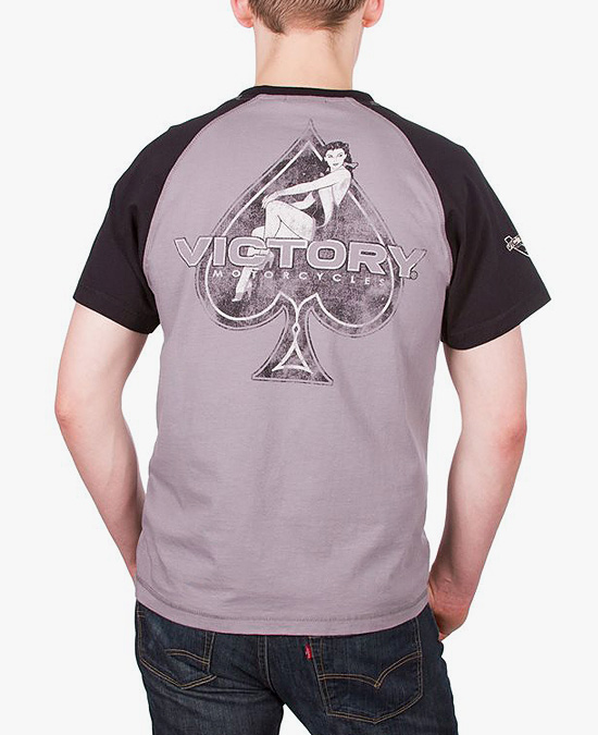 Victory Ace Raglan T-shirt/футболка