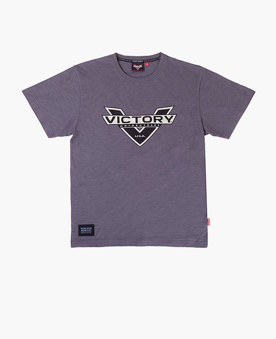 Victory Attitude Skull Rider T-shirt/футболка