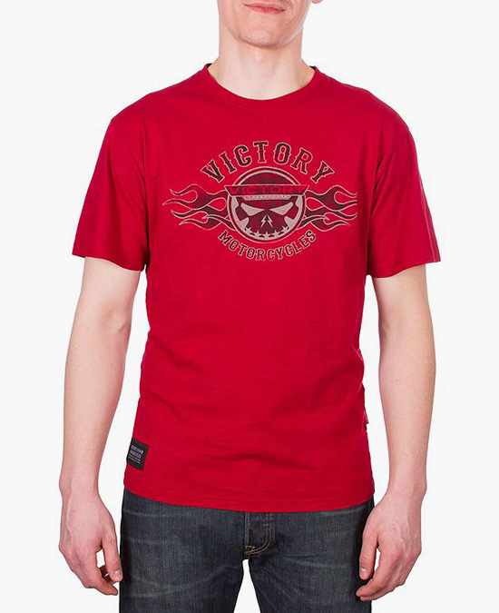 Victory Skull T-shirt